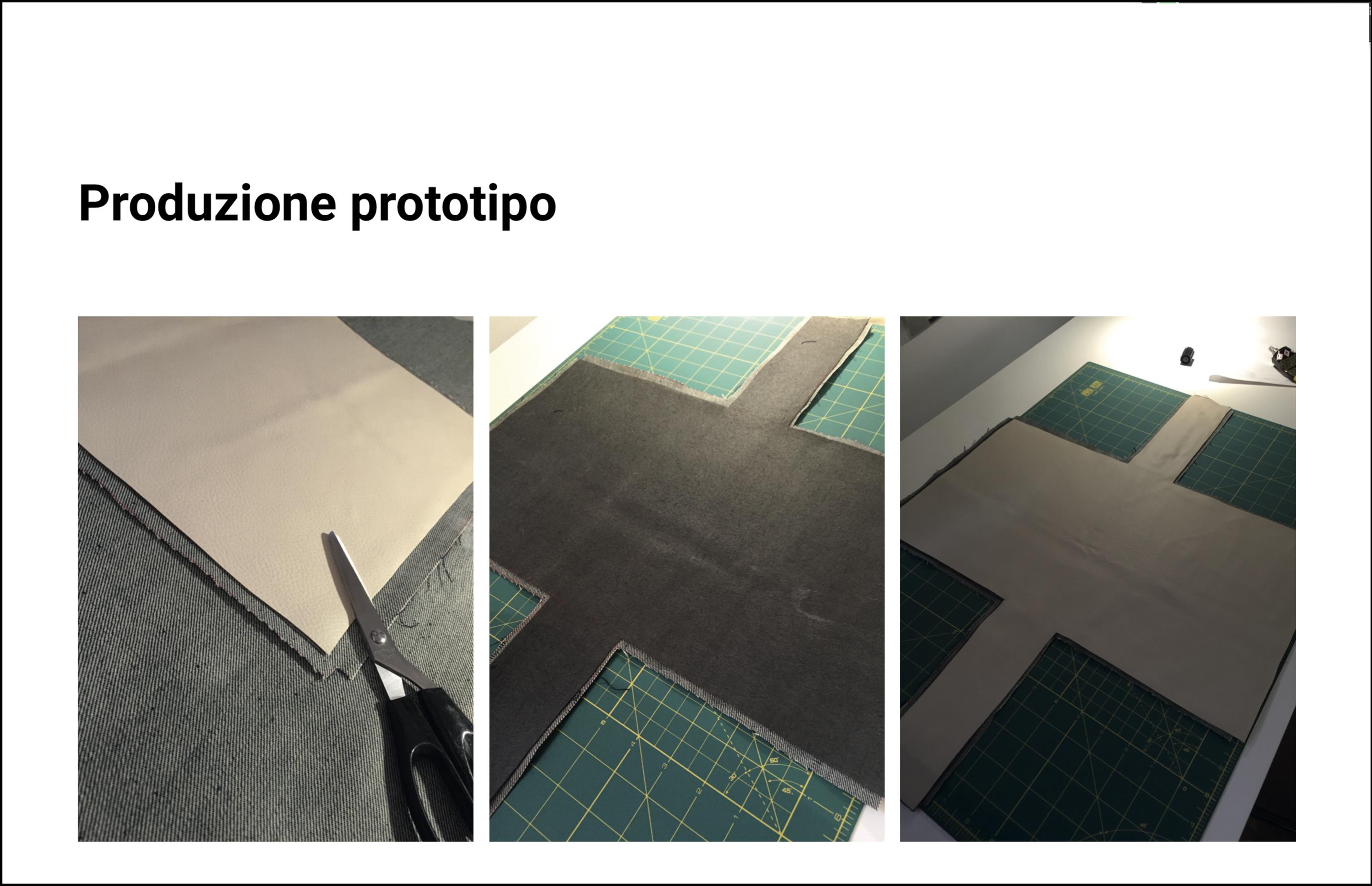 prototipo pochette